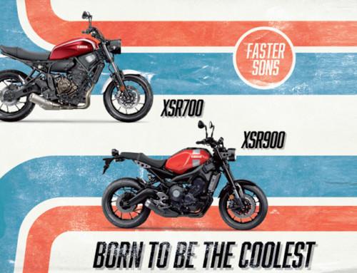 XSR700 e 900 – Molto di più compreso nel prezzo