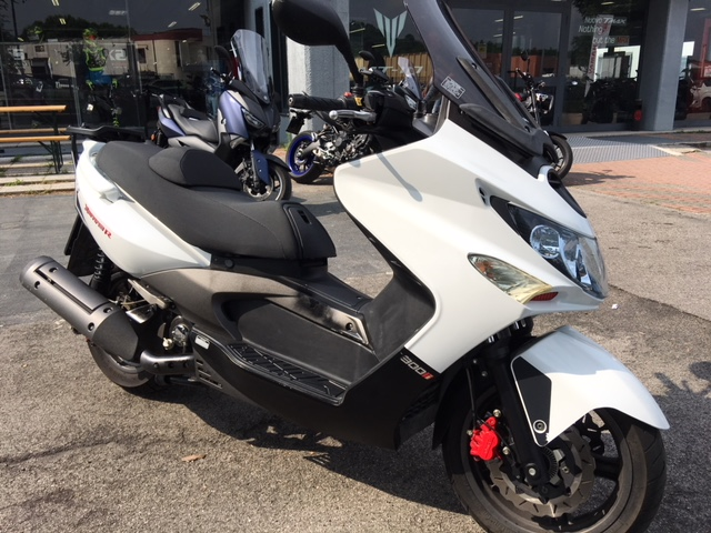 KYMCO XCITING 300 2008