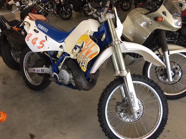 YAMAHA  WR250 250 1995