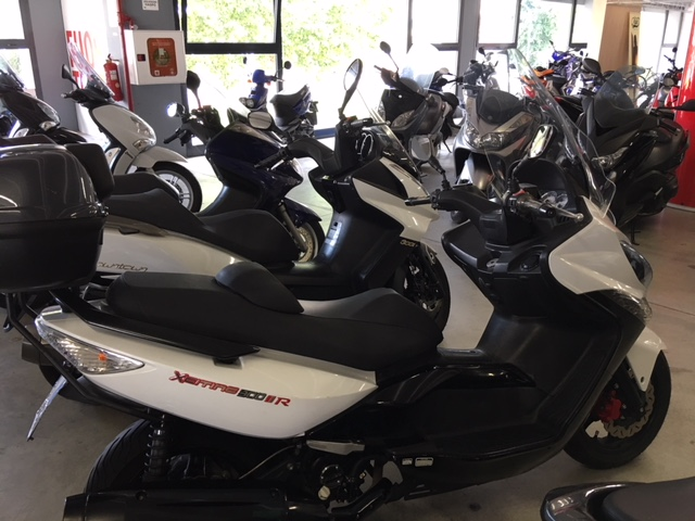 KYMCO XCITING 300 2009
