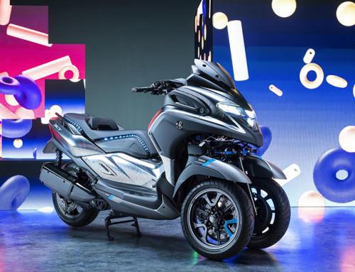Yamaha 3CT (CONCEPT)