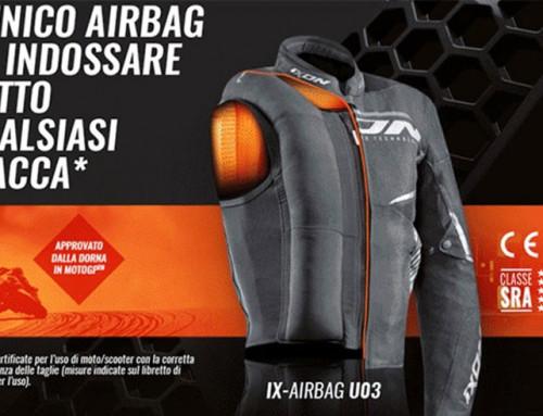 Moto AirBag IX-AIRBAG U03