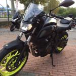 Yamaha MT-07 Arrow – 2018 full