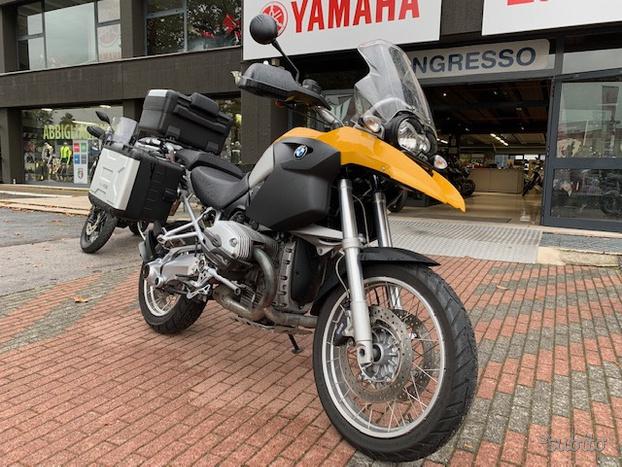 Bmw R 1200 GS – 2005 full