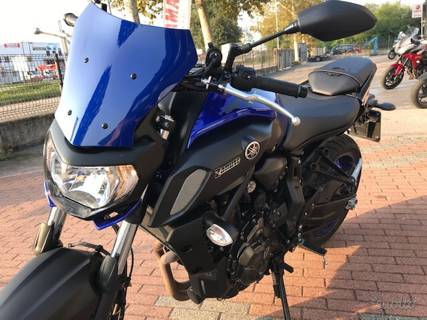 Yamaha MT-07 – 2019 full
