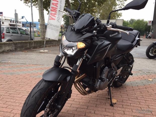 Kawasaki Z 650 – 2017 full