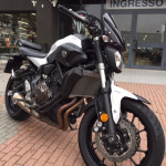 Yamaha MT-07 – 2017 full