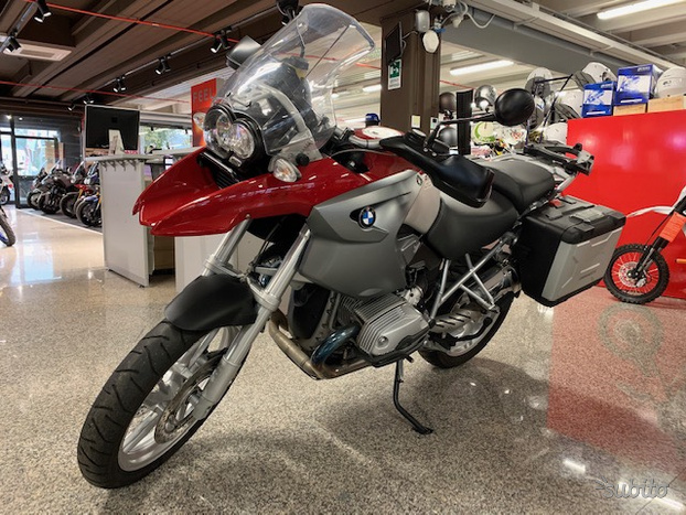 Bmw R 1200 GS – 2007 full