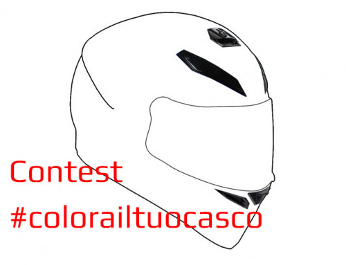 Contest #colorailtuocasco