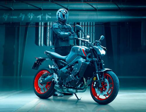 Nuova Yamaha MT-09 2021