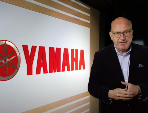 Messaggio del Presidente Yamaha